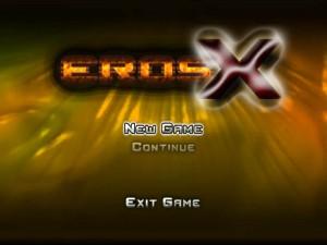 ScreenShotMenu ErosX